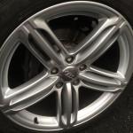 Audi Q7 Alloy refurbed