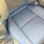 Seat has been recoloured