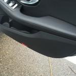 Mercedes door card damage