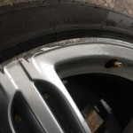Audi Q7 Alloy wheel repair Peterborough