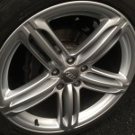 Audi Q7 Alloy refurbed