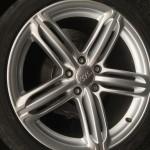 Audi Q7 alloy painted