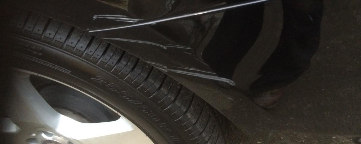 Car repairs needed on Mercedes ML