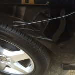 Car repairs needed on Mercedes ML