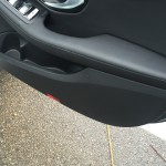 Mercedes door card damage